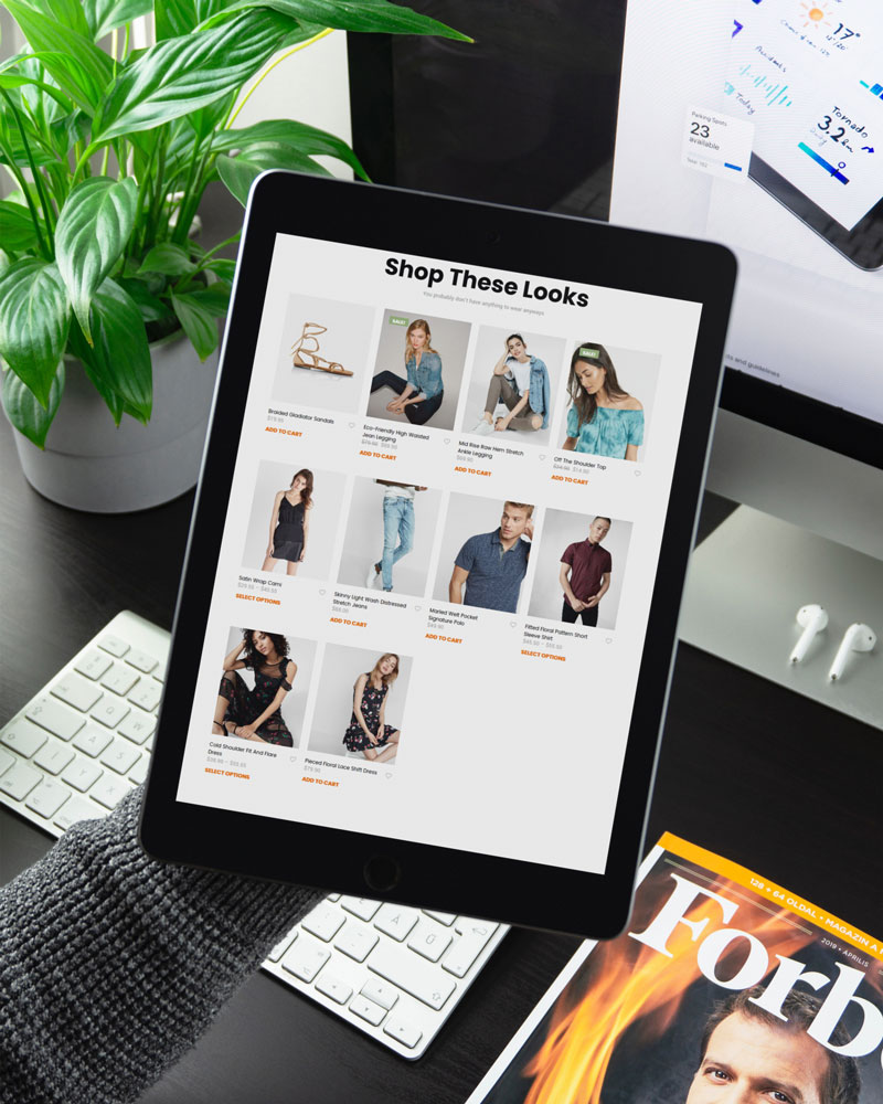 OpenCart Ecommerce Project